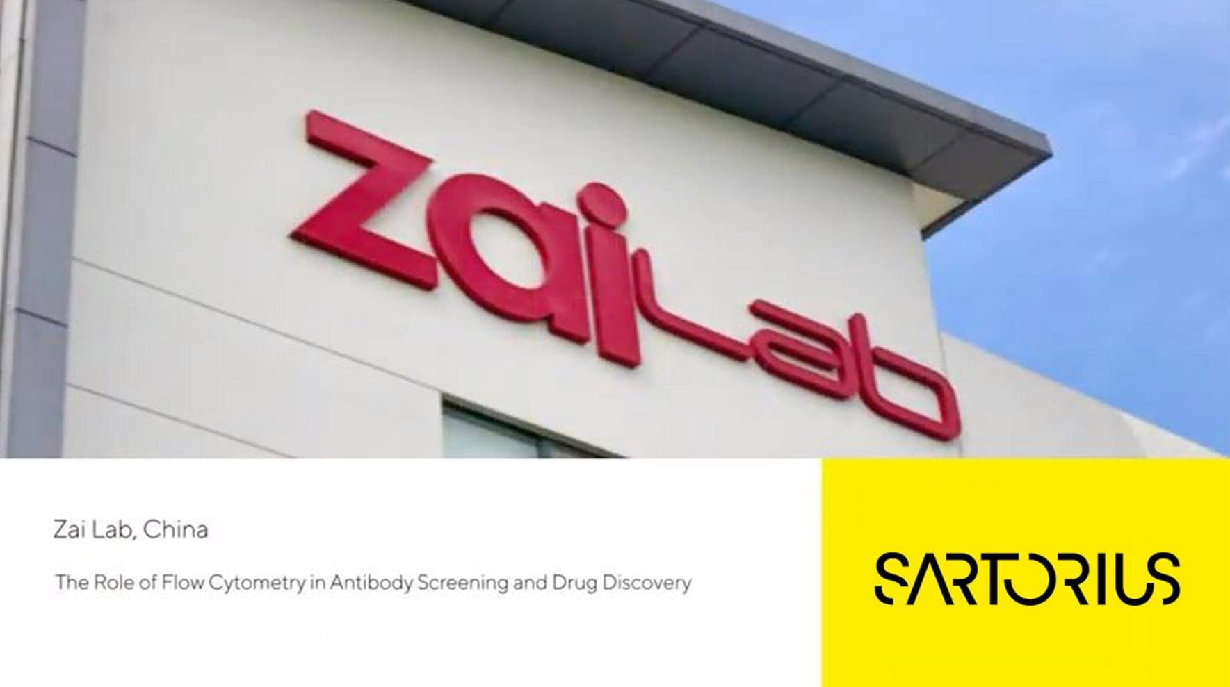 Watch the Zai Lab, China Antibody Discovery Video